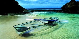 The glass kayak we all want