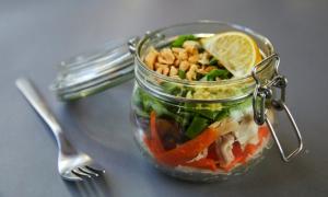 Delicious Noodle Pots Recipe