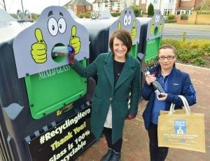 Leeds enjoys a Lidl Recycling Love
