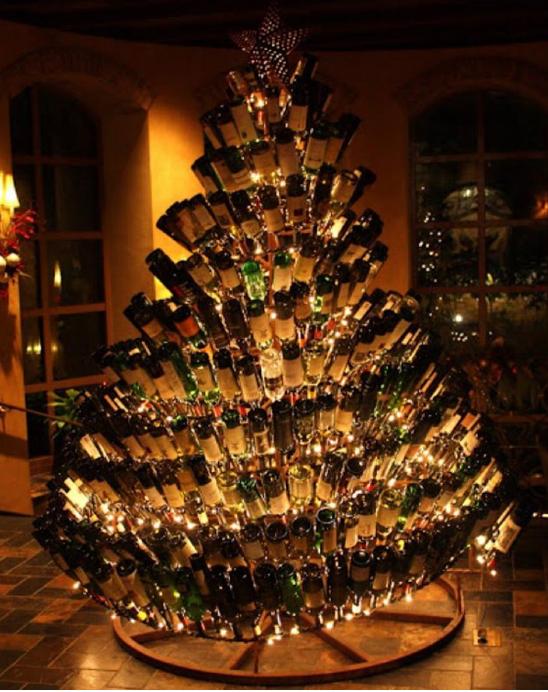 Foto Di Natale Albero.Un Albero Di Natale Non Convenzionale Friends Of Glassfriends Of Glass