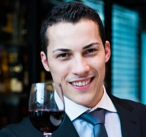 Meet Guillermo Cruz, Wine Sommelier