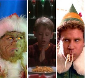Top Christmas Movies – Featuring Glass!