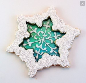 How to Make Stained Glass Biscuits