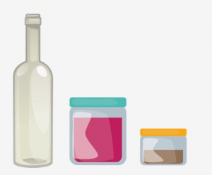 Initiative to raise young people's awareness about glass recycling in France