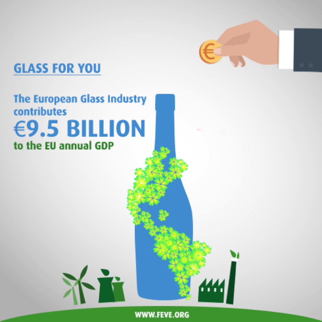 8 FACTS ABOUT GLASS & CIRCULAR ECONOMY WORTH KNOWING - Friends of
