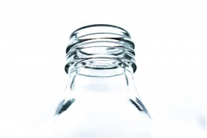 Why glass milk bottles still have a place on the doorstep