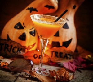 Eat, Drink and be Scary!
