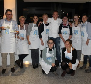 PRIMO GLASSWARE PARTY TEDESCO: FRIENDS OF GLASS CUCINA CON LE FOOD BLOGGER!