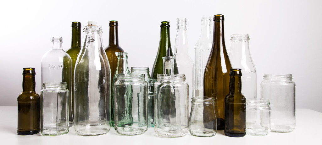 glass bottles hero