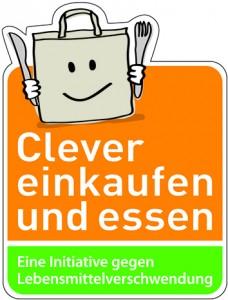 """""""Clever einkaufen & essen"""" –  gegen Lebensmittelver-schwendung"""