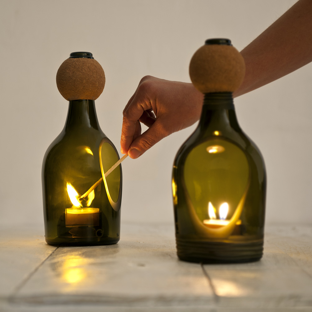 Make Earth Hour magical with glass