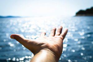 Un geste pour l'océan