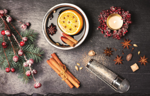 Christmas recipe: Glühwein