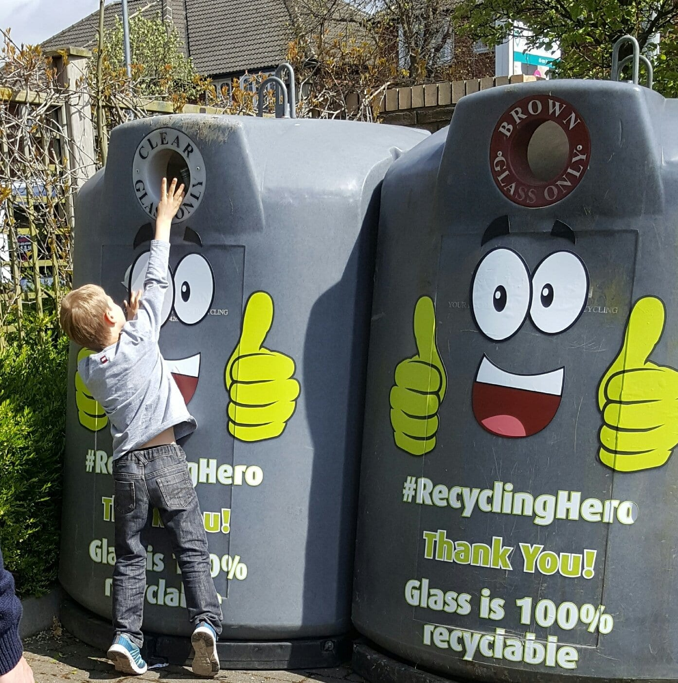 Recycling Hero Leeds Campaign Success