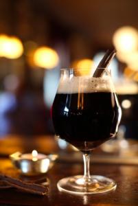 The Big Smoke Winter 'Cockt-Ale' Recipe
