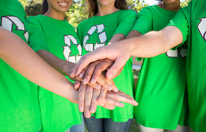 Glass Recycling in Your Own Community: Friends of Glass Goes Local!