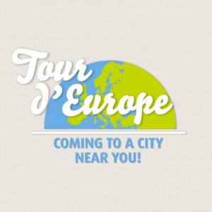 #MapYourTaste on the Tour d'Europe
