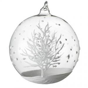 Un Noël tout en verre !