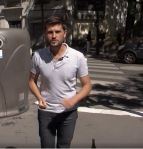 Christophe Beaugrand : son engagement pour Friends of Glass