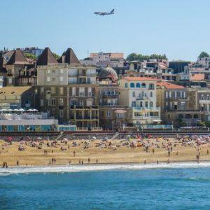 ¡Gana un viaje a Biarritz!
