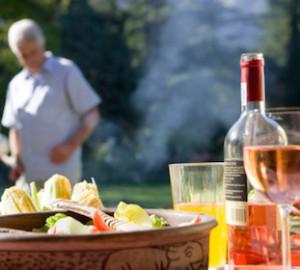 Wein + Glas = volles Aroma