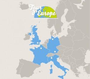 Poznajte chuť Európy