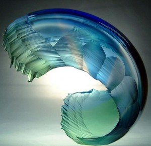 The Art of Glass: Motion, Space and Form